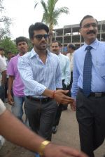 Ram Charan launches Apollo Go Green Initiative on 27 August 2011 (5).JPG