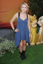 Taylor Spreitler attends the World Premiere of movie The Lion King 3D at the El Capitan Theater on 27th August 2011 (14).jpg