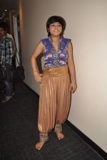 Seema Jha on the sets of X Factor in Filmcity, Mumbai on 28th Aug 2011 (16).JPG