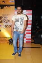 Ashutosh Kaushik at The girl in Yellow boots premiere in Cinemax on 29th Aug 2011 (19).JPG