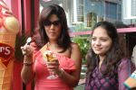 Soumya Bollapragada Launches Scoops Temptations on 27th August 2011 (25).jpg