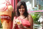 Soumya Bollapragada Launches Scoops Temptations on 27th August 2011 (28).jpg