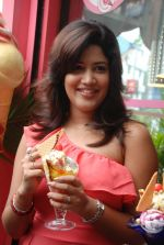Soumya Bollapragada Launches Scoops Temptations on 27th August 2011 (30).jpg