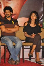 Amala Paul, Vidharth attends the Prema Khaidi Movie Success Meet on 29th August 2011 (35).JPG