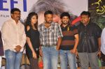 Amala Paul, Vidharth, Prabhu Solomon attends the Prema Khaidi Movie Success Meet on 29th August 2011 (45).JPG