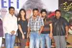 Amala Paul, Vidharth, Prabhu Solomon attends the Prema Khaidi Movie Success Meet on 29th August 2011 (46).JPG