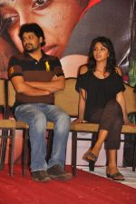 Amala Paul, Vidharth attends the Prema Khaidi Movie Success Meet on 29th August 2011 (32).JPG