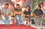 Amala Paul, Vidharth, Prabhu Solomon attends the Prema Khaidi Movie Success Meet on 29th August 2011 (36).JPG