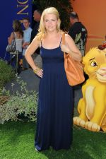 Melissa Joan Hart attends the World Premiere of movie The Lion King 3D at the El Capitan Theater on 27th August 2011 (2).jpg