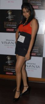Models attends the Blenders Pride Hyderabad Fashion Show on 28th August 2011 (4).JPG