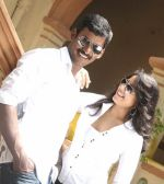 Sameera Reddy, Vishal in Vedi Movie Stills (26).jpg