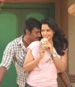 Sameera Reddy, Vishal in Vedi Movie Stills (28).jpg