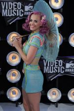Katy Perry at the 2011 MTV Video Music Awards in LA on 28th August 2011 (1).jpg
