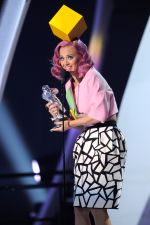 Katy Perry at the 2011 MTV Video Music Awards in LA on 28th August 2011 (29).jpg