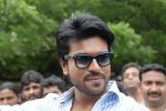 Ram Charan attended the movie Devaraya Opening on 31st August 2011 (1).jpg