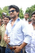 Ram Charan attended the movie Devaraya Opening on 31st August 2011 (8).jpg