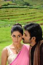 Shamna Kasim (Poorna), Sai Pradeep Pinisetty (Aadhi) in Chelagatam Movie Stills (15).jpg