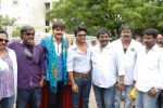Srikanth, Ram Charan attended the movie Devaraya Opening on 31st August 2011 (14).jpg