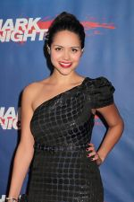 Alyssa Diaz attends the Shark Night 3D LA Screening at Universal CityWalk, Hollywood on 1st September 2011 (1).jpg
