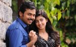 Karthick, Pranitha in Saguni Movie Stills (4).jpg