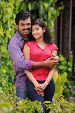 Karthick, Pranitha in Saguni Movie Stills (6).jpg