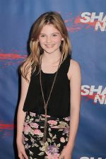 Morgan Lily attends the Shark Night 3D LA Screening at Universal CityWalk, Hollywood on 1st September 2011 (3).jpg