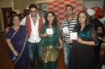 Prashant Shirsat at the launch of Prashant Shirsat_s album Deva o Deva in Provogue lounge on 1st Sept 2011 (1).JPG