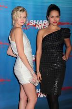 Sara Paxton and Alyssa Diaz attends the Shark Night 3D LA Screening at Universal CityWalk, Hollywood on 1st September 2011 (1).jpg
