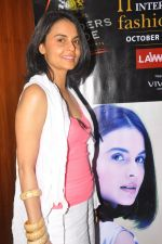 Asmita Marwa attends the Blenders Pride and Storm Fashion Company Launch on 2nd September 2011 (2).JPG