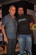 Naseruddin Shah, Anurag Kashyap grace the Michael movie first look launch in Mumbai on 2nd Sept 2011 (1).JPG