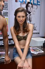 on day 3 at Men_s Heath lounge of Van Heusen India Men_s Week on 4th Sept 2011 (5).JPG