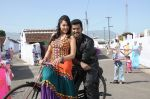 Sameera Reddy, Vishal in Vedi Movie Stills (12).jpg