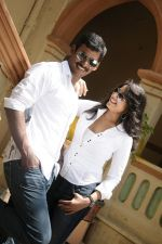Sameera Reddy, Vishal in Vedi Movie Stills (4).jpg