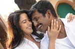 Sameera Reddy, Vishal in Vedi Movie Stills (6).jpg