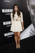 Ana Ayora attends the Warrior Los Angeles Premiere at ArcLight Cinemas on 6th September 2011 (1).jpg