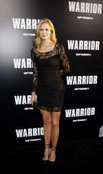 Brooke Burns attends the Warrior Los Angeles Premiere at ArcLight Cinemas on 6th September 2011 (10).jpg