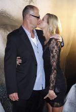 Gavin O_Conner, Brooke Burns attends the Warrior Los Angeles Premiere at ArcLight Cinemas on 6th September 2011 (9).jpg