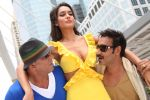 Ajay Devgan, Sanjay Dutt, Lisa Haydon in Rascals Movie Stills (6).JPG