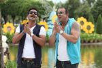 Ajay Devgan, Sanjay Dutt in Rascals Movie Stills (4).JPG