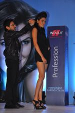 Sarah Jane Dias attended Indola New Hair Cosmetic Brand Launch on 6th September 2011 (27).JPG
