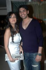 Garry Gill, Amrita Prakash at the Music Launch of Na Jaane Kabse on 7th Sept 2011 (25).JPG