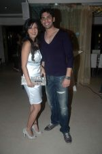 Garry Gill, Amrita Prakash at the Music Launch of Na Jaane Kabse on 7th Sept 2011 (27).JPG