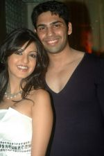 Garry Gill, Amrita Prakash at the Music Launch of Na Jaane Kabse on 7th Sept 2011 (29).JPG