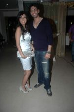 Garry Gill, Amrita Prakash at the Music Launch of Na Jaane Kabse on 7th Sept 2011 (24).JPG
