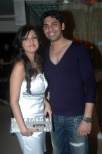 Garry Gill, Amrita Prakash at the Music Launch of Na Jaane Kabse on 7th Sept 2011 (26).JPG