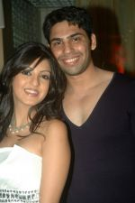 Garry Gill, Amrita Prakash at the Music Launch of Na Jaane Kabse on 7th Sept 2011 (28).JPG