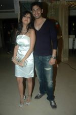 Garry Gill, Amrita Prakash at the Music Launch of Na Jaane Kabse on 7th Sept 2011 (30).JPG