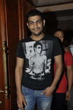 Ashutosh Kaushik at the launch of Saheb Biwi aur Gangster music album in  (17).JPG