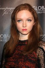 Lily Cole attends The Global Party 2011 Launch Party at London_s Natural History Museum on 8th September 2011 (7).jpg