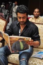 Surya attends the 7th Sense Logo Launch on 8th September 2011 (35).JPG